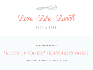 Love Life Lunch - Logo