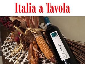 Italia a Tavola - Copertina