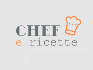 Chef e Ricette - Logo