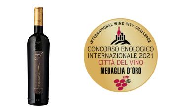 Finigeto - Città del Vino 2021 - Medaglia d'Oro - Riesling Superiore Lo Spavaldo 2019