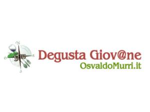 Degusta Giov@ne - Osvaldo Murri - Logo