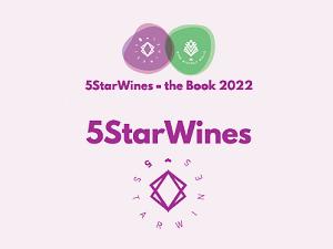 5starwines 2022 - Logo