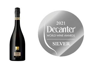Finigeto - Decanter 2021 - Medaglia d'Argento - Metodo Classico 2005 Pas Dosé