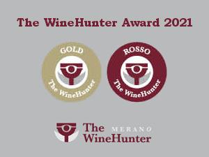 The Wine Hunter Award 2021 - Logo